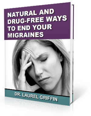 Natural relief of migraines in West Des Moines Iowa